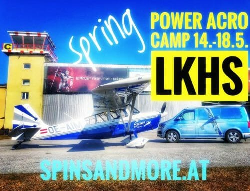 Power Acro Camp in May