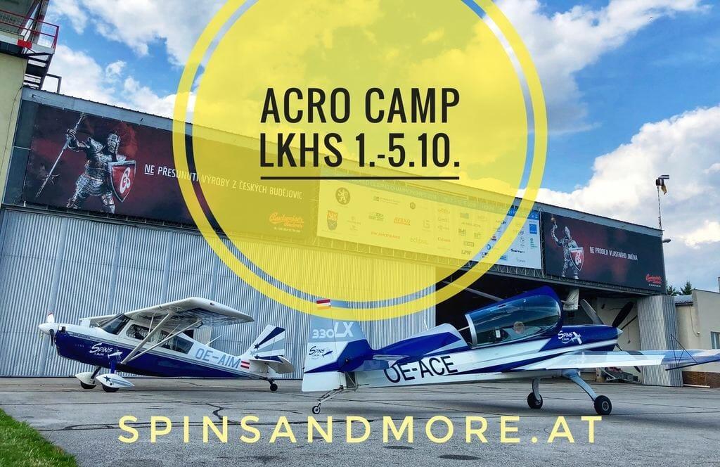 Spins & more | Flightschool