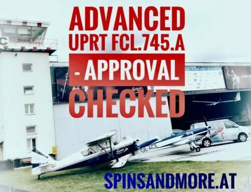 Für wen ist Advanced UPRT verpflichtend?